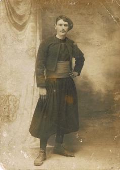 Hippolyte, sapeur pendant la Première Guerre Mondiale