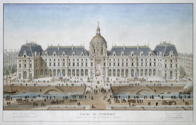 Palais du Commerce de Rennes